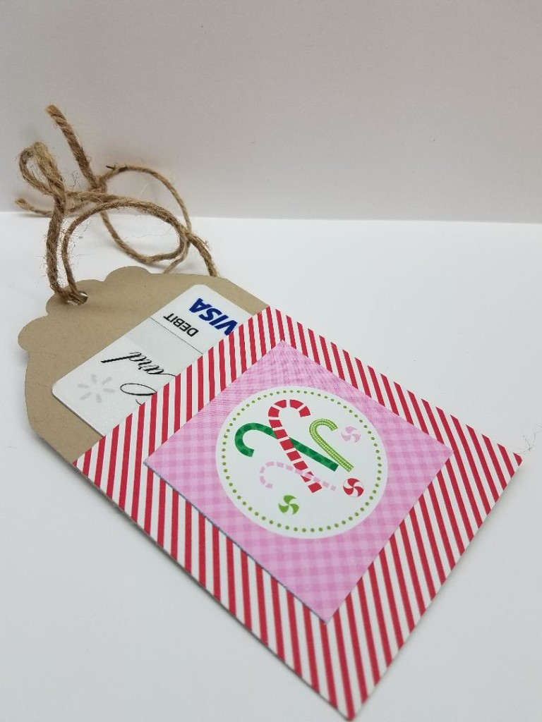 A Gift Tag Gift reverse
