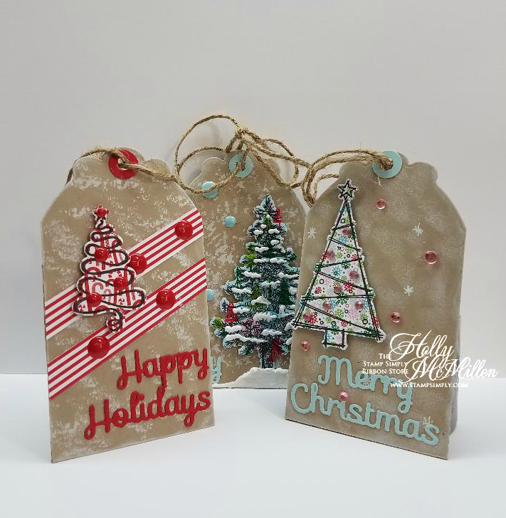 A Gift Tag Gift trio 2
