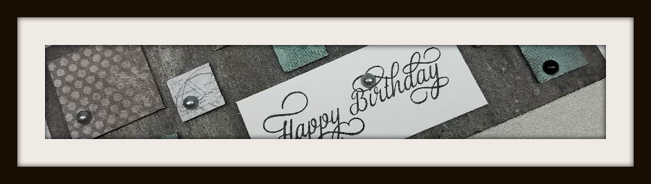 Rustic Birthday header
