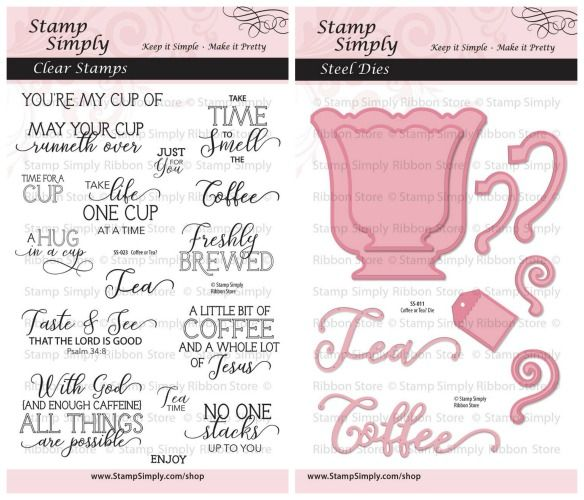 Coffee or Tea graphics