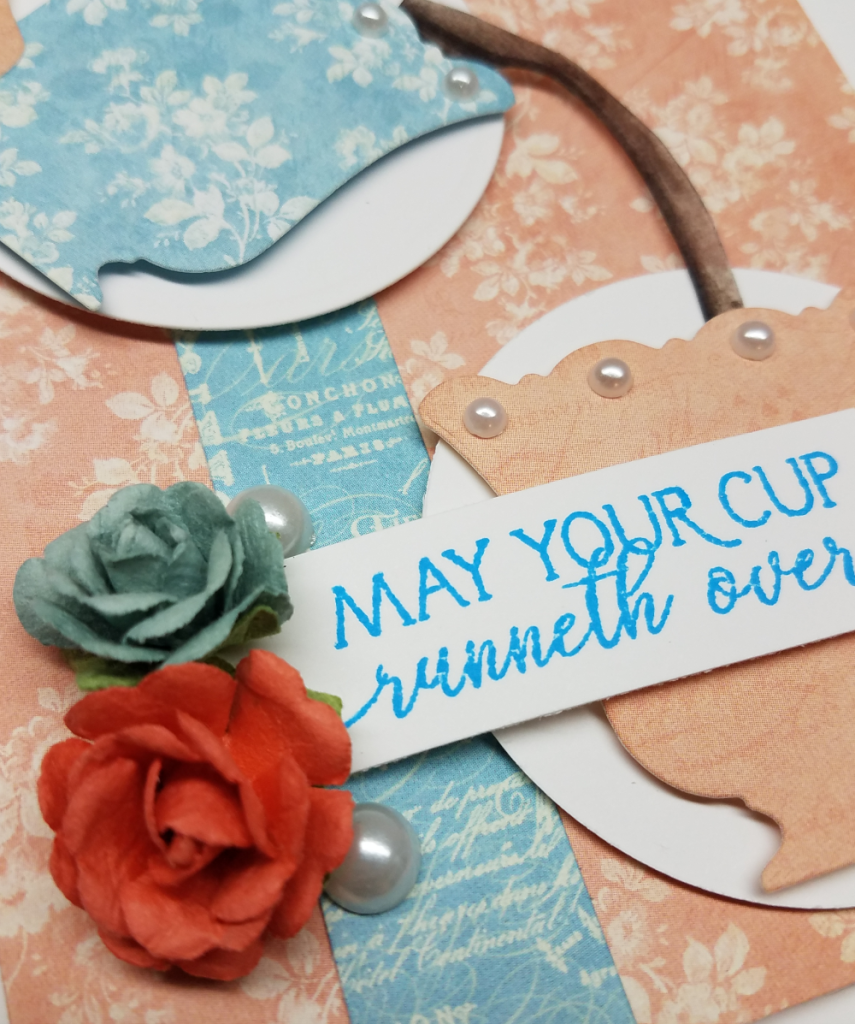 Cup Runneth Over closeup