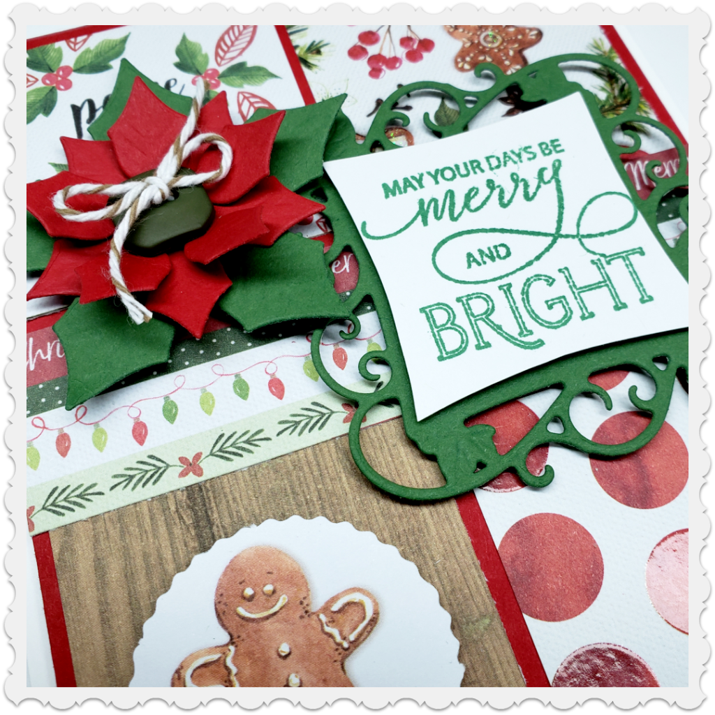 Merry and Bright 2018 closeup