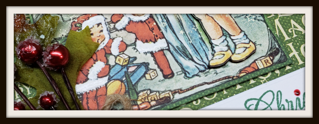 Old Fashioned Christmas header