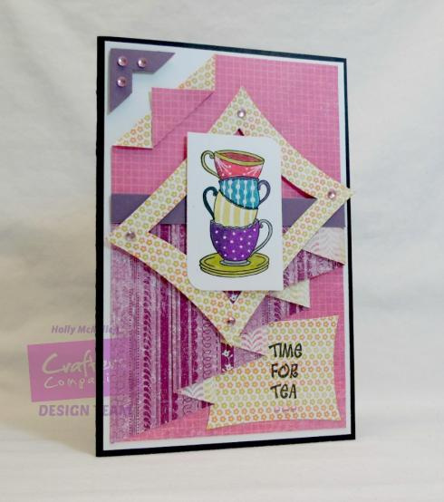 Time for Tea Sparkle Markers blog copy